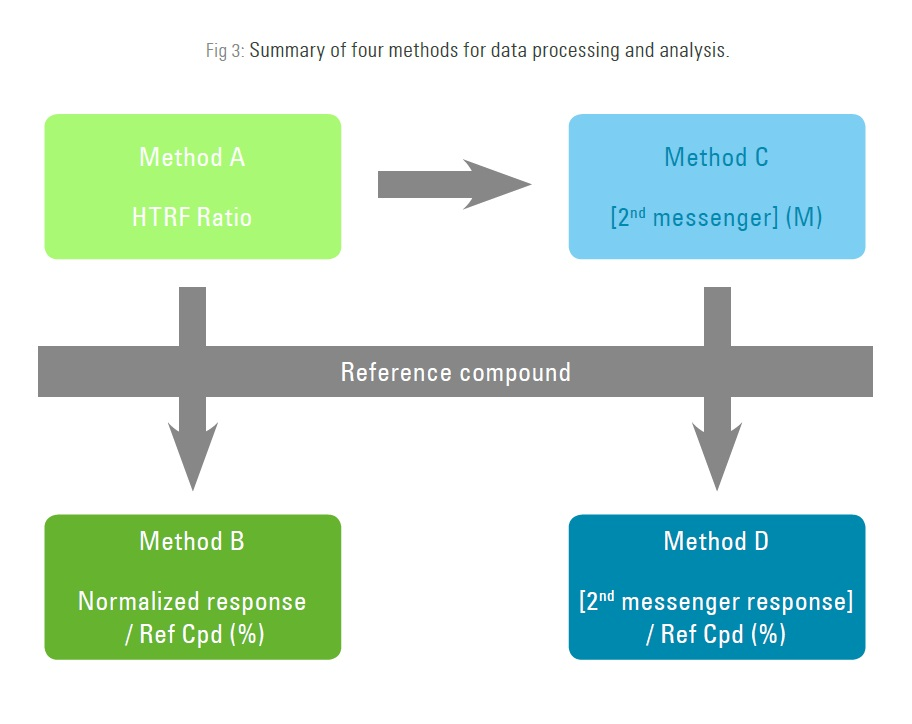 Figure 3 Summary of four methods for data processing and analysis