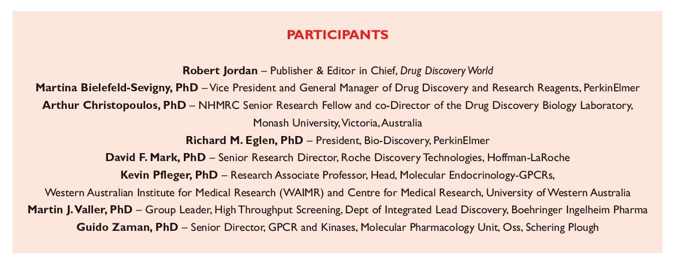 Round Table Participants details