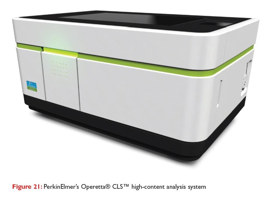 Figure 21 PerkinElmer's Operetta CLS high-content analysis system