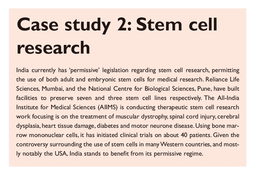 Case Study 2 Stem cell research
