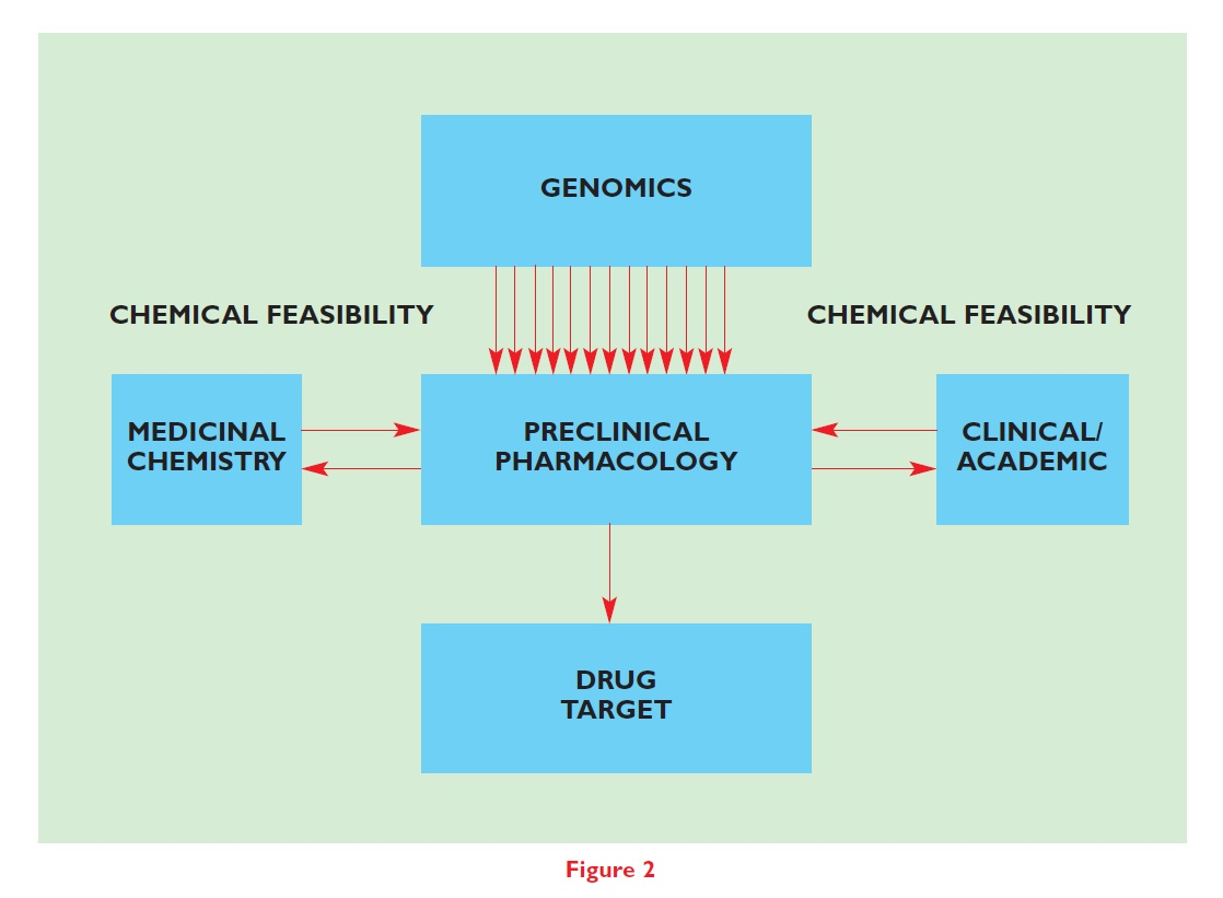 Figure 2 Chemical feasibility, and preclinical pharmacology