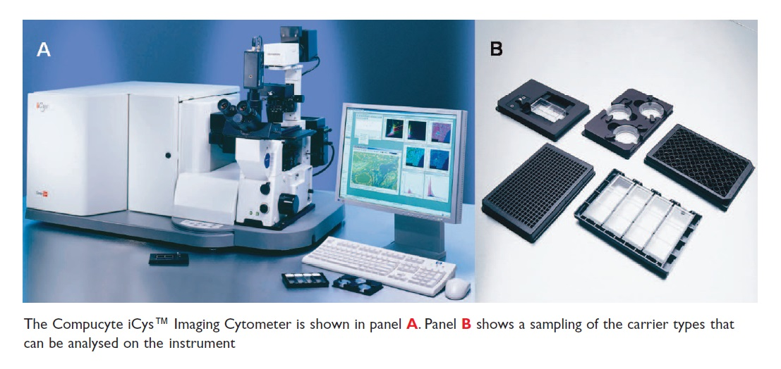 Image 10 The Compucyte iCys Imaging Cytometer