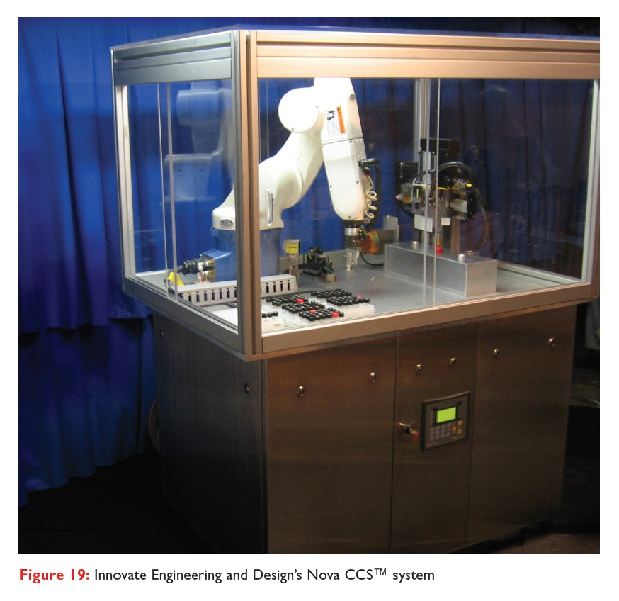 Figure 19 Innovate Engineering and Design's Nova CCS system
