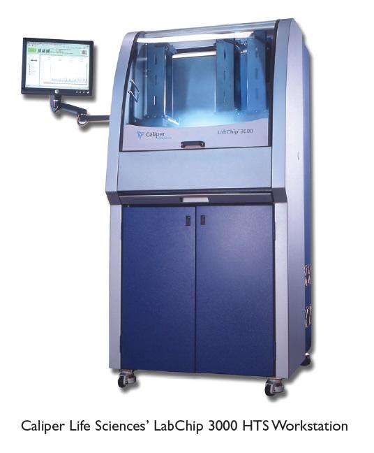 Image 10 Caliper Life Sciences LapChip 3000 HTS Workstation