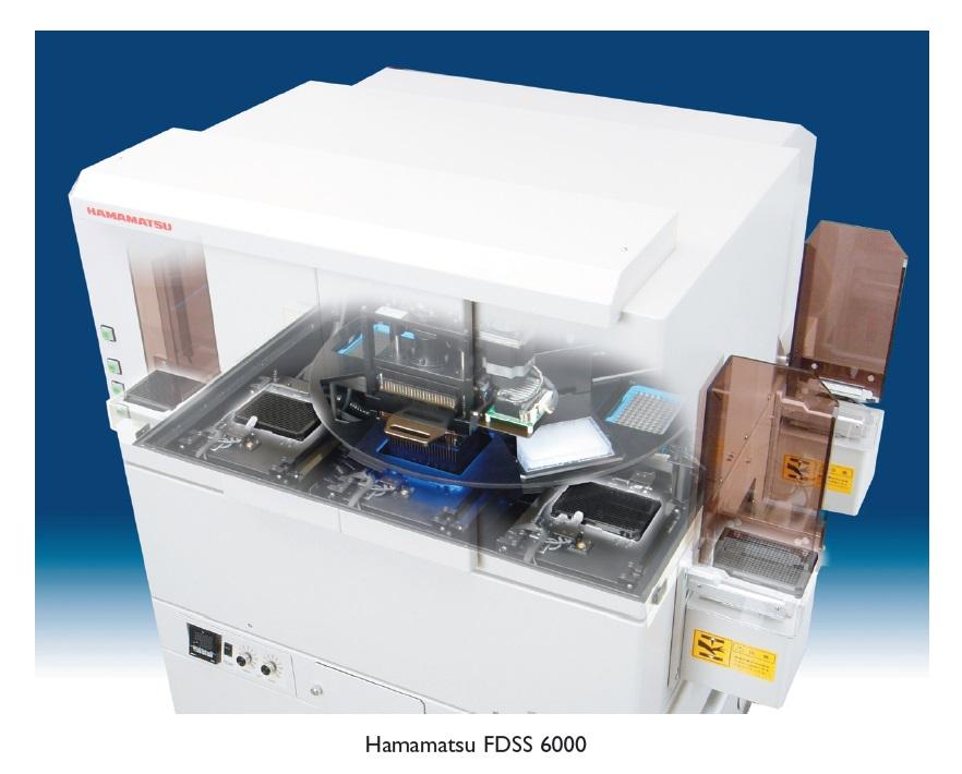 Image 16 Hamamatsu FDSS 6000