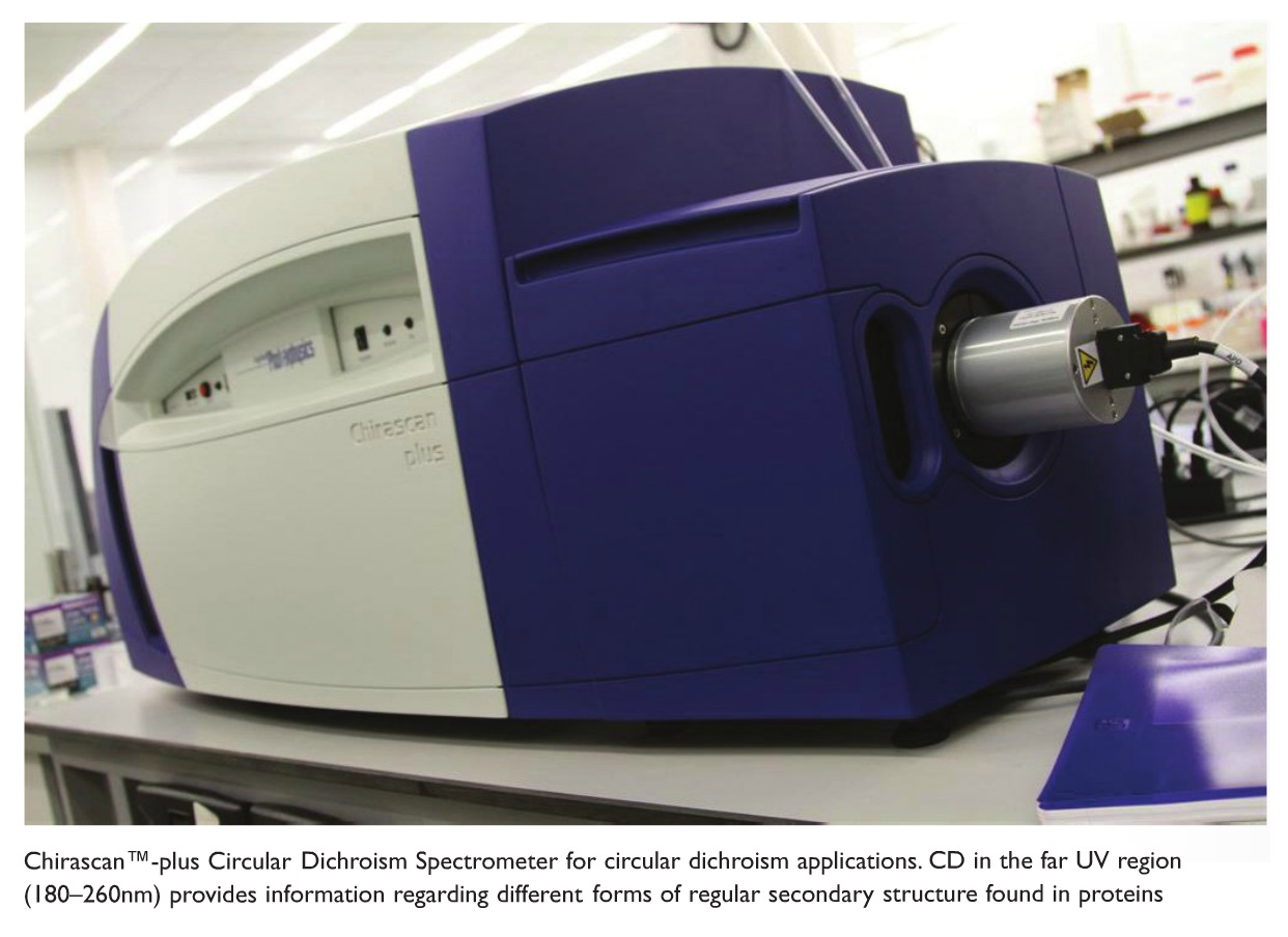 Image 3 Chirascan -plus Circular Dichroism Spectrometer for circular dichroism applications