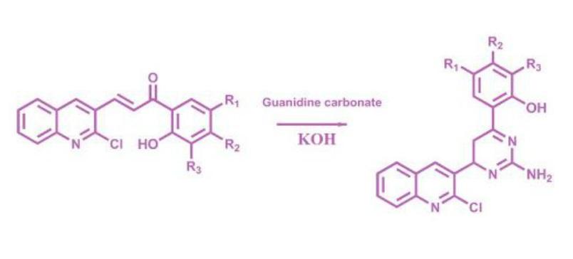 Image 2 Guanidine carbonate molecular breakdown