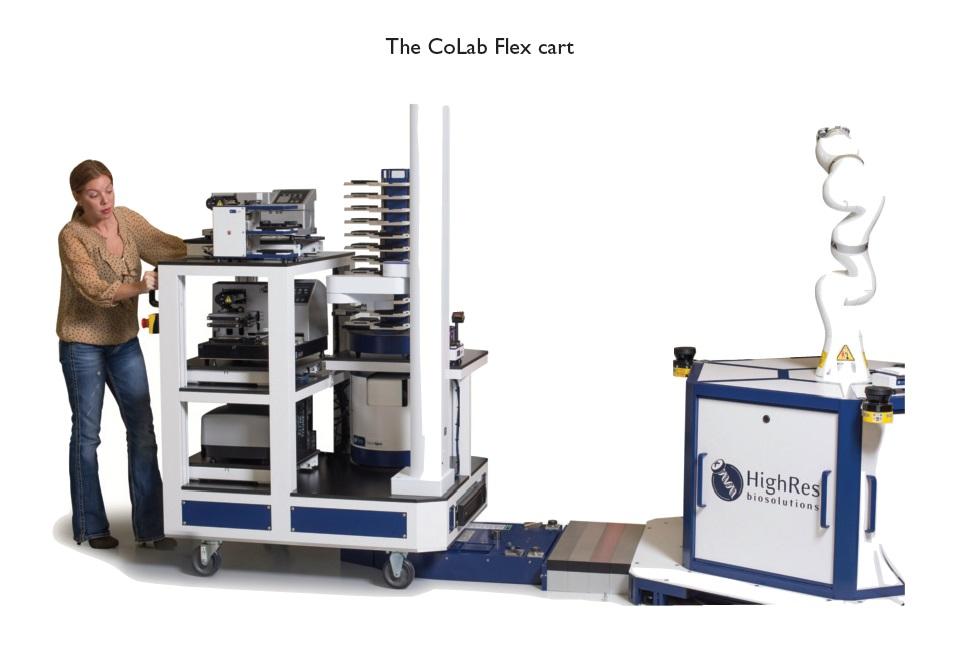 Image 4 The CoLab Flex cart